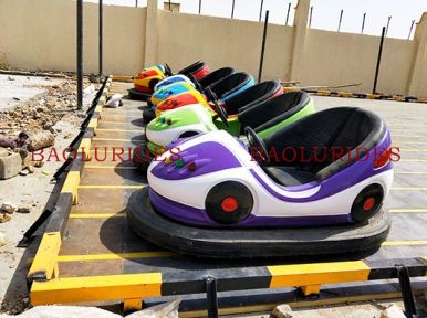 Ground Gird Bumper Car